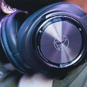 Audio-Technica Headphones
