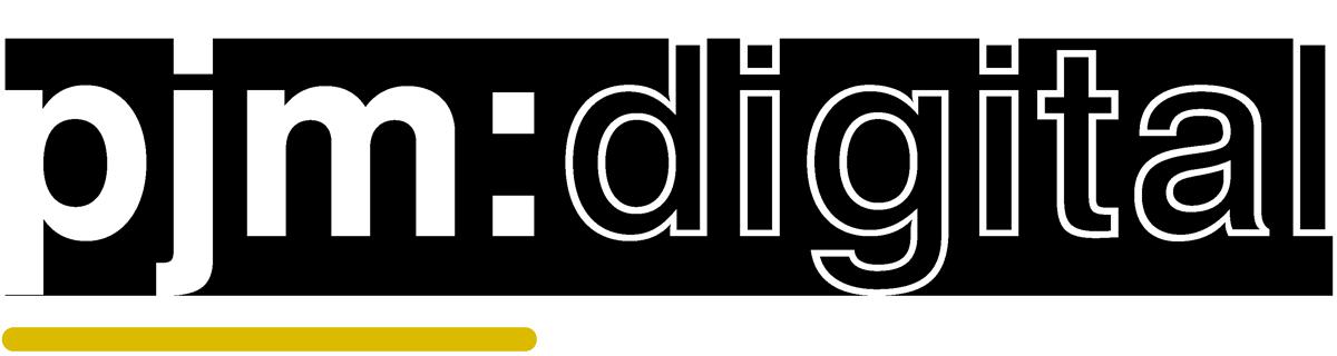 pjm digital logo